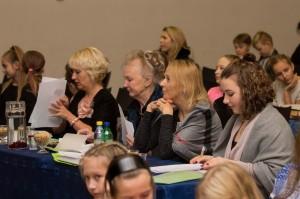 Žürii Maiu Küngas, Maret Oomer, Aita Vaher ja Keili Kautlenbach.